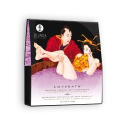 SHUNGA BATH SALTS LOVE BATH SENSUAL LOTUS 650GR