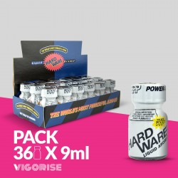 PACK WITH 36 PWD HARDWARE 9ML