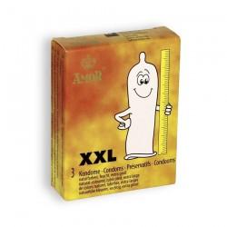 XXL CONDOMS 3 UNITS